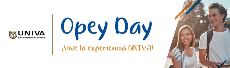 Open Day UNIVA
