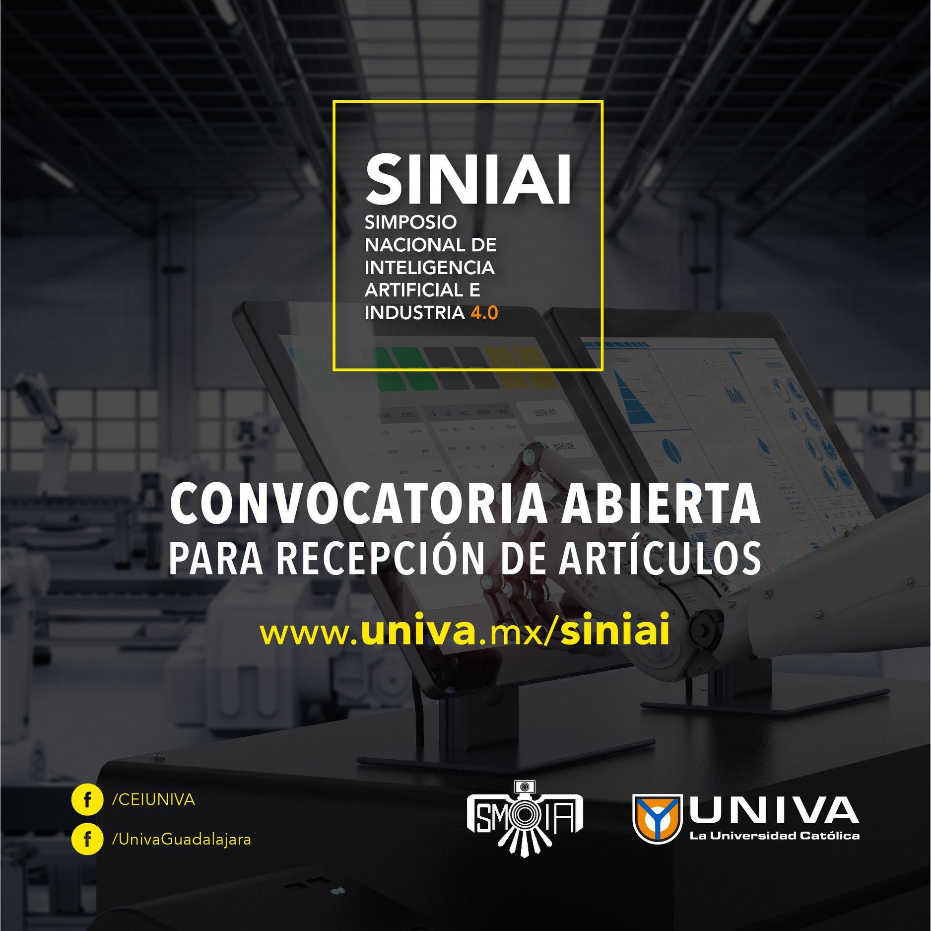 Simposio Nacional de Inteligencia Artificial e Industria 4.0