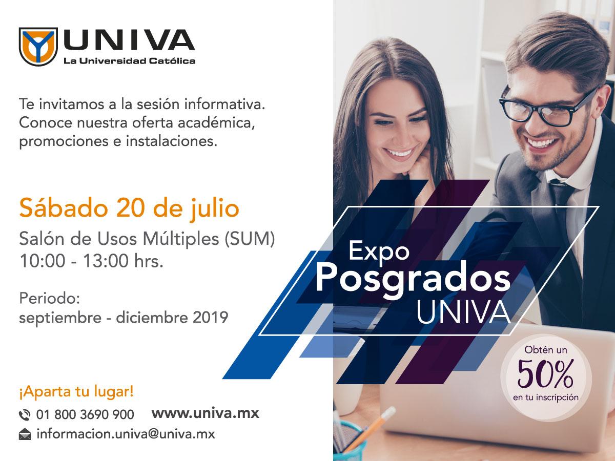 Expo Posgrados UNIVA