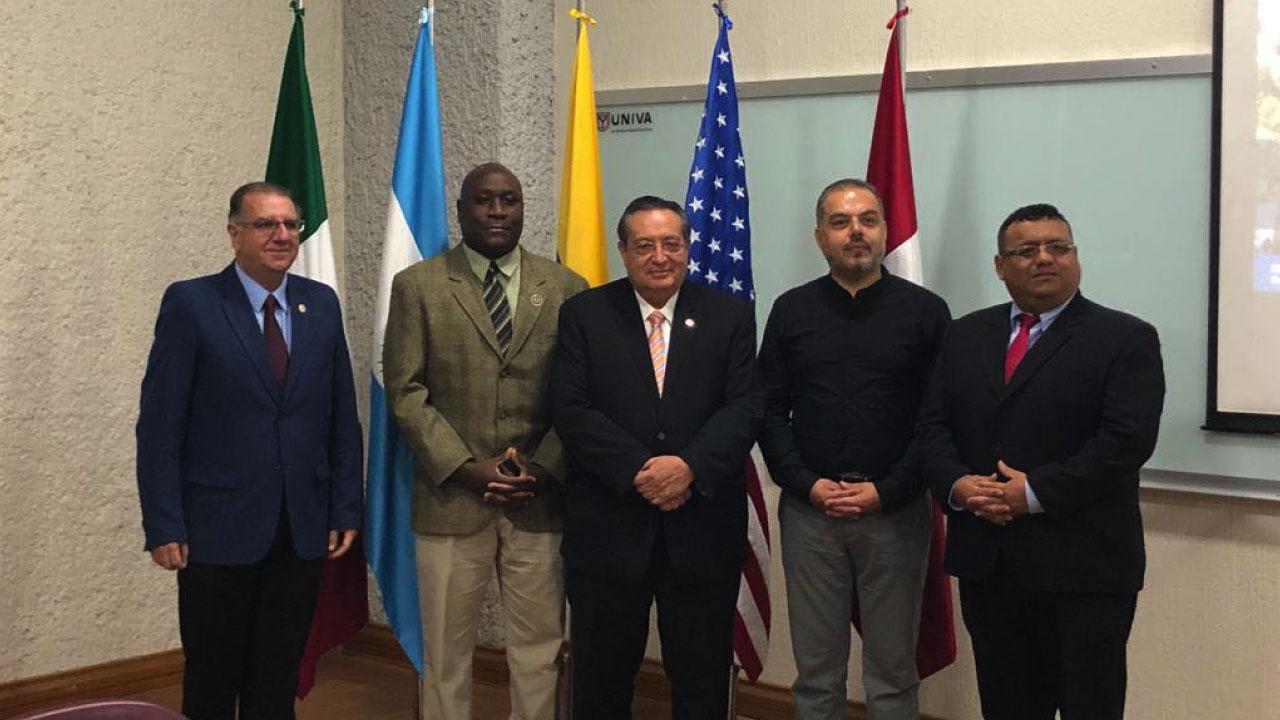 Bienvenida a nuevos profesores de Verano Global 2019 en UNIVA Guadalajara