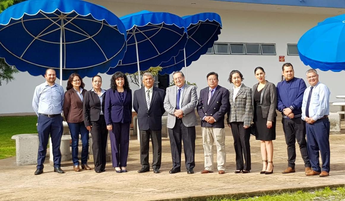 Visita de AMFEM para la acreditación del Programa de Médico Cirujano en UNIVA Guadalajara