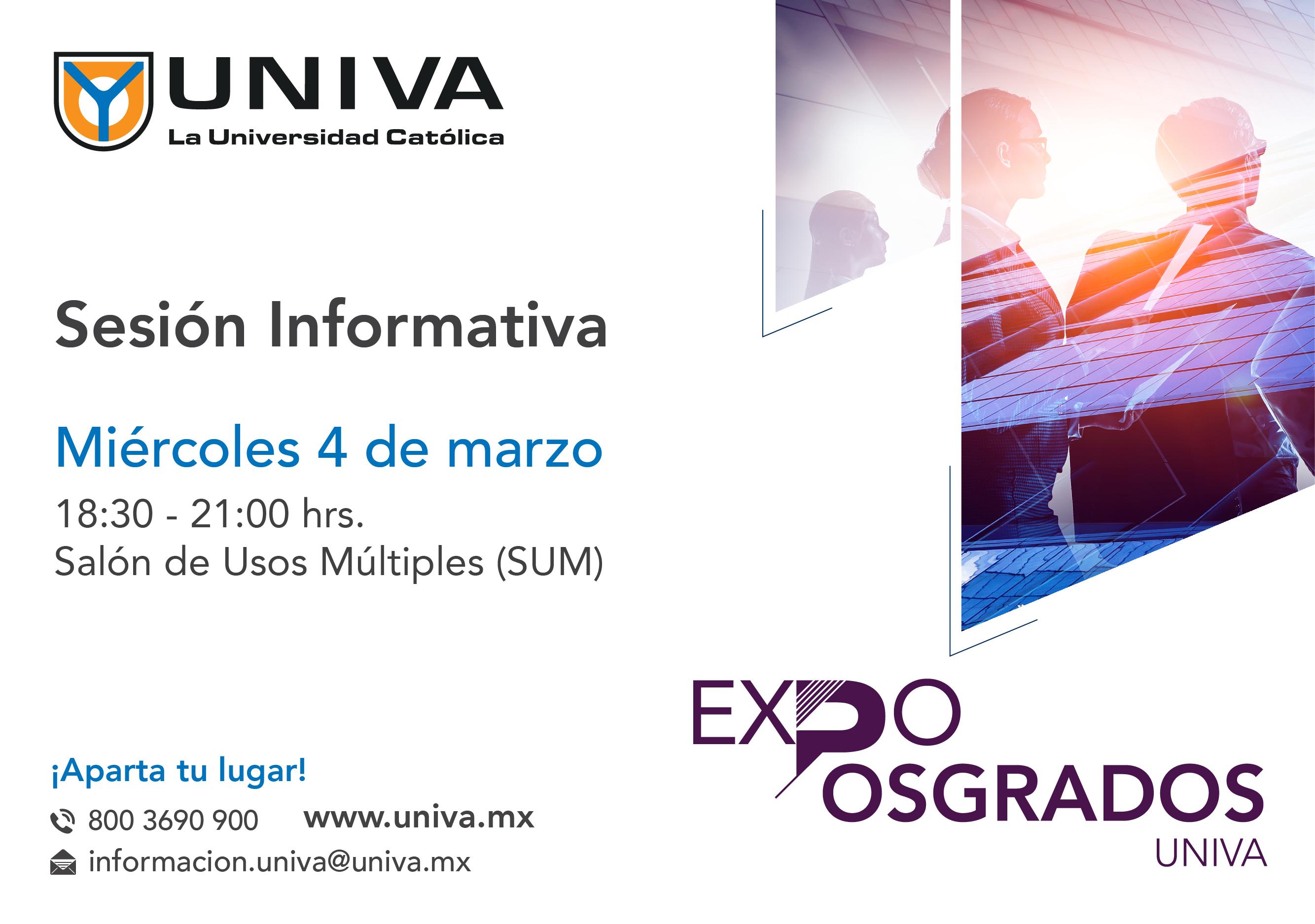 Expo Posgrados