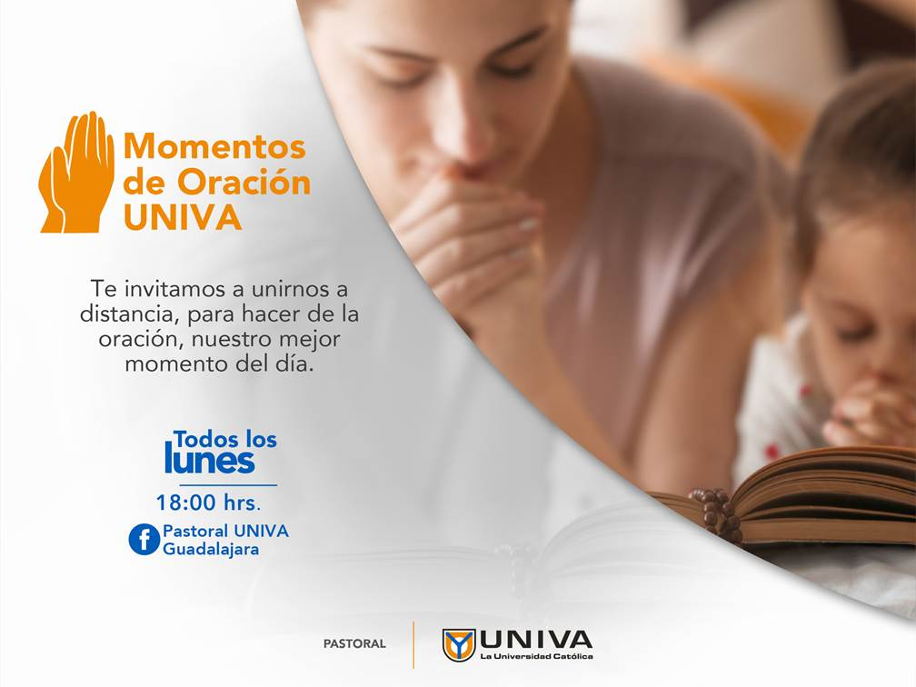 Momentos de Oración UNIVA