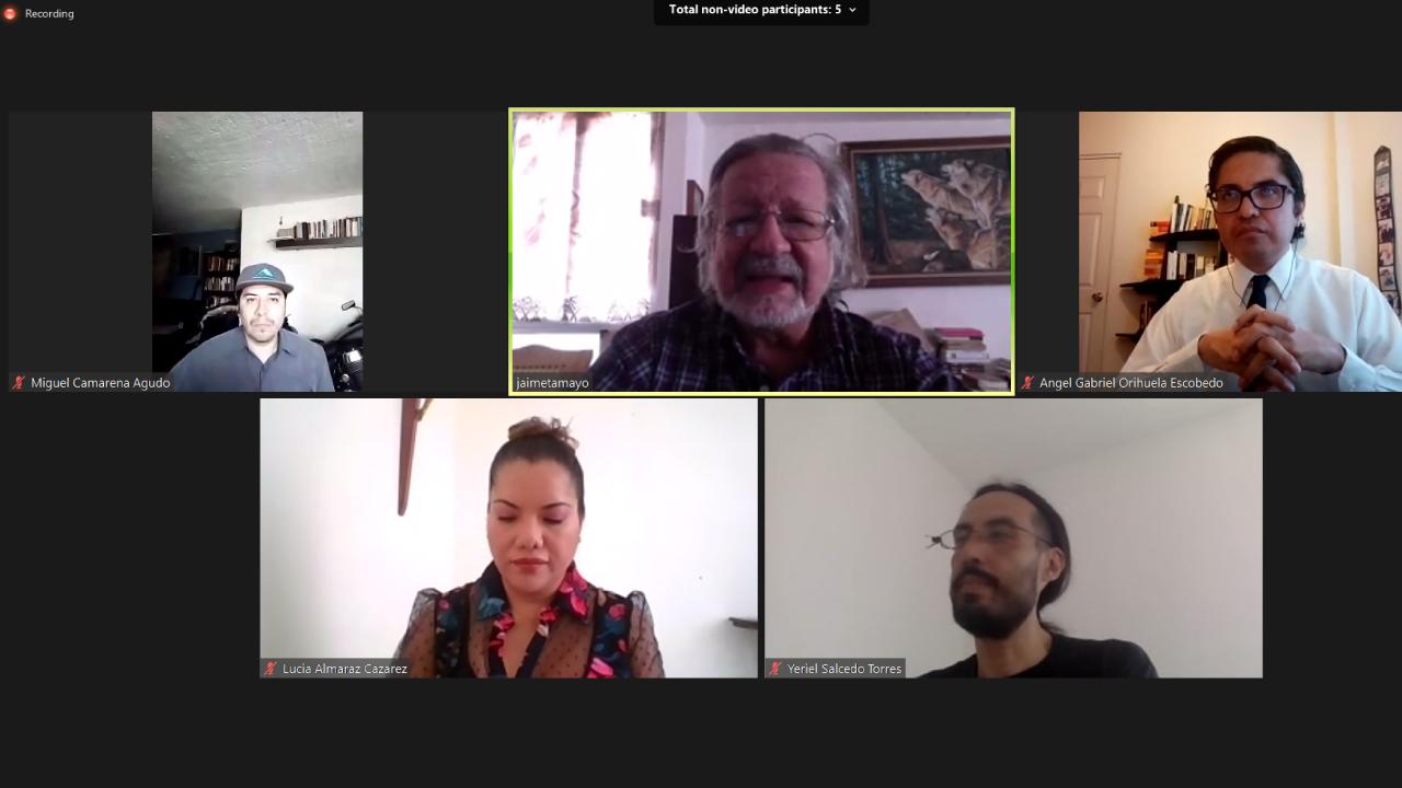 Se realiza panel virtual acerca de los movimientos sociales