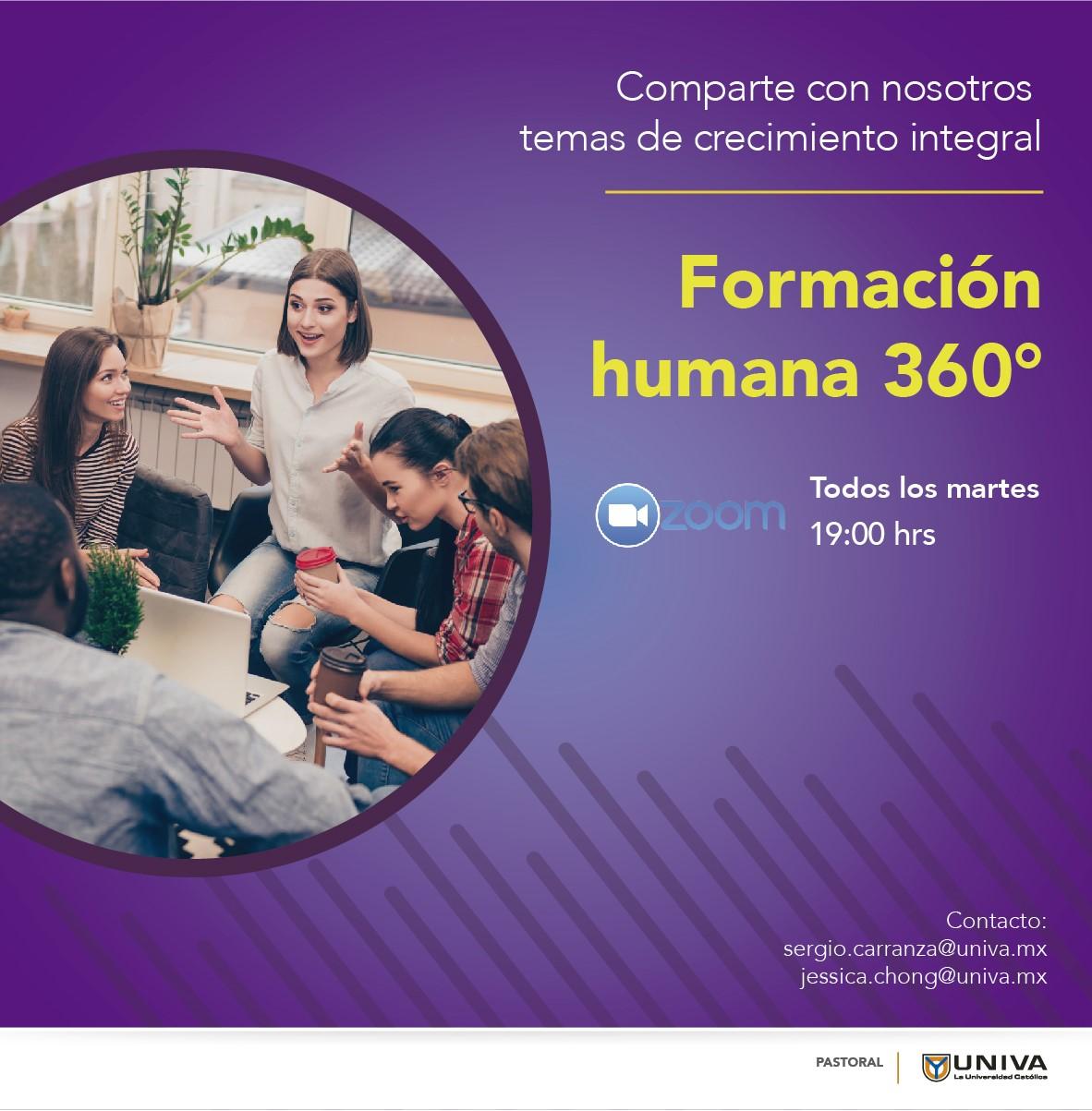 Formación humana 360º