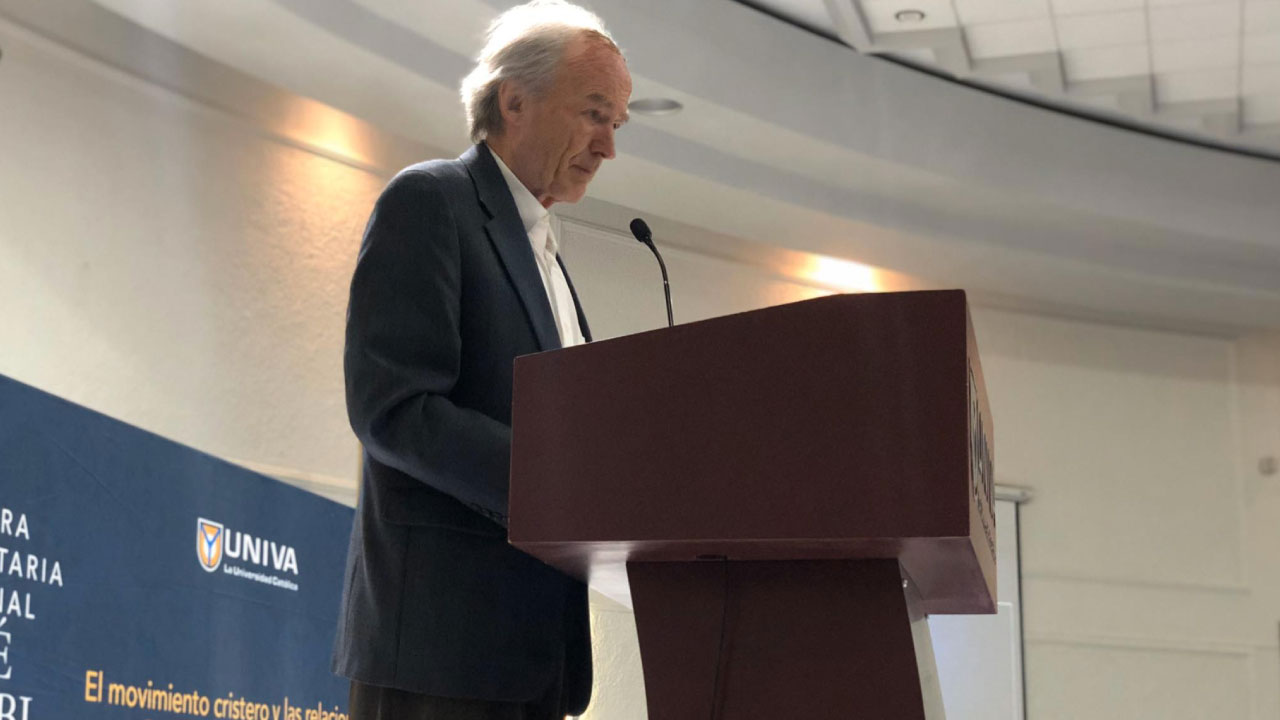 Cátedra Universitaria Cardenal José Garibi Rivera 2020