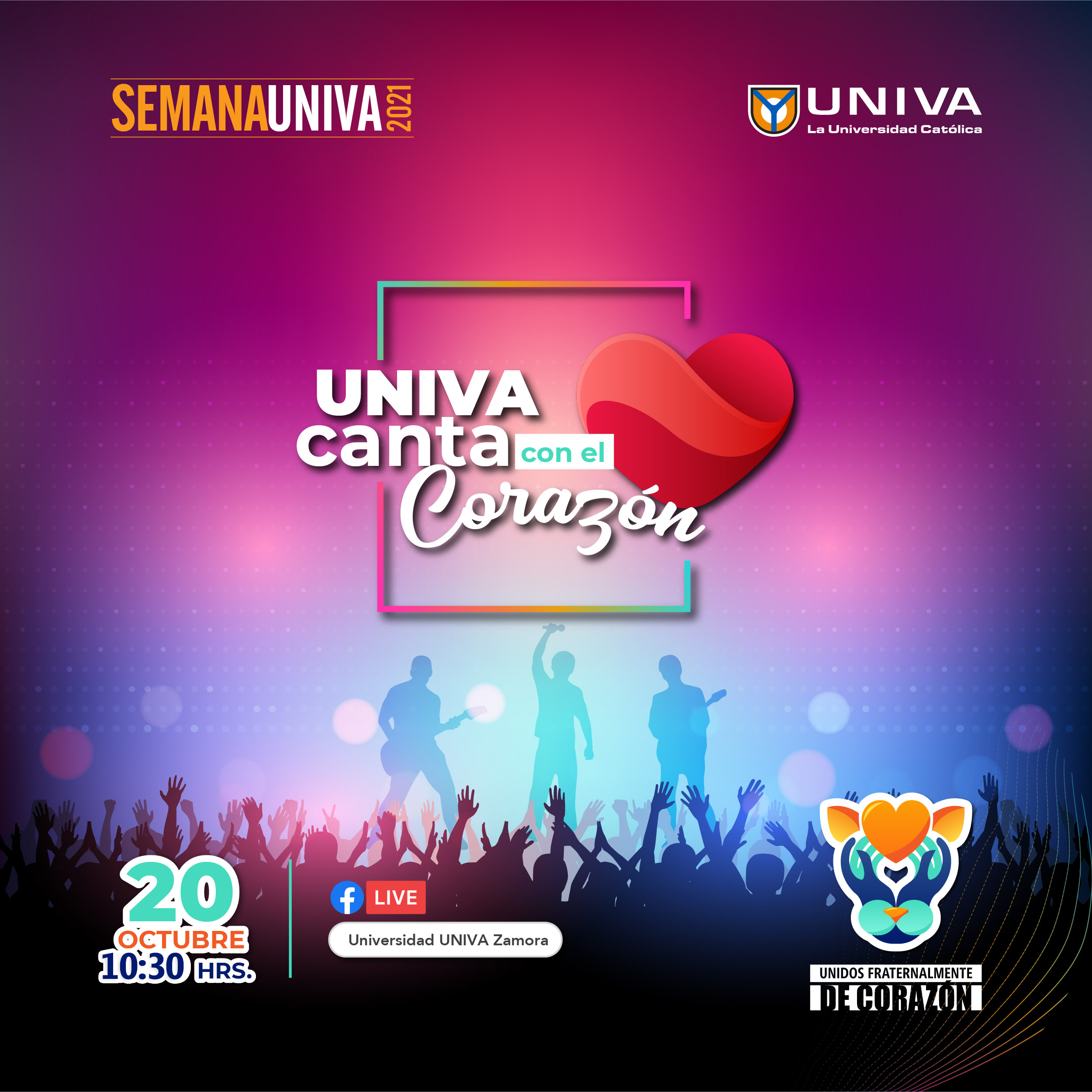 UNIVA Canta con el Corazón